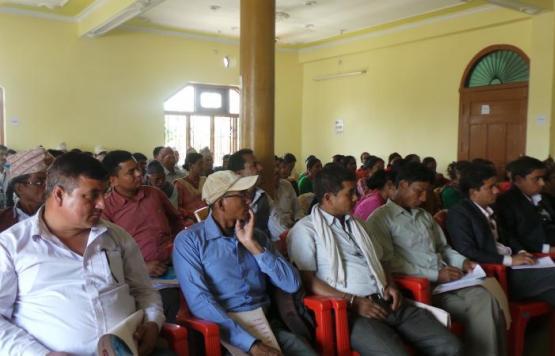 दोस्रो नगर सभा( विधेयक अधिवेशन) मा सहभागी भएका नगर सभा सदस्यहरु